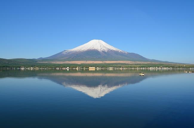 山梨県-富士山