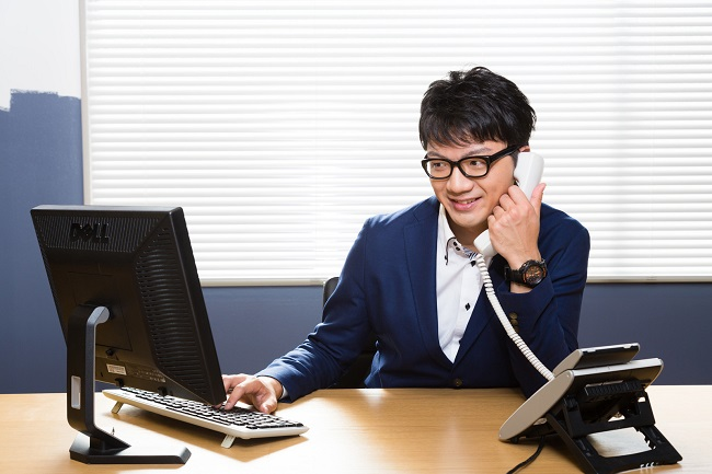 sales-telephone